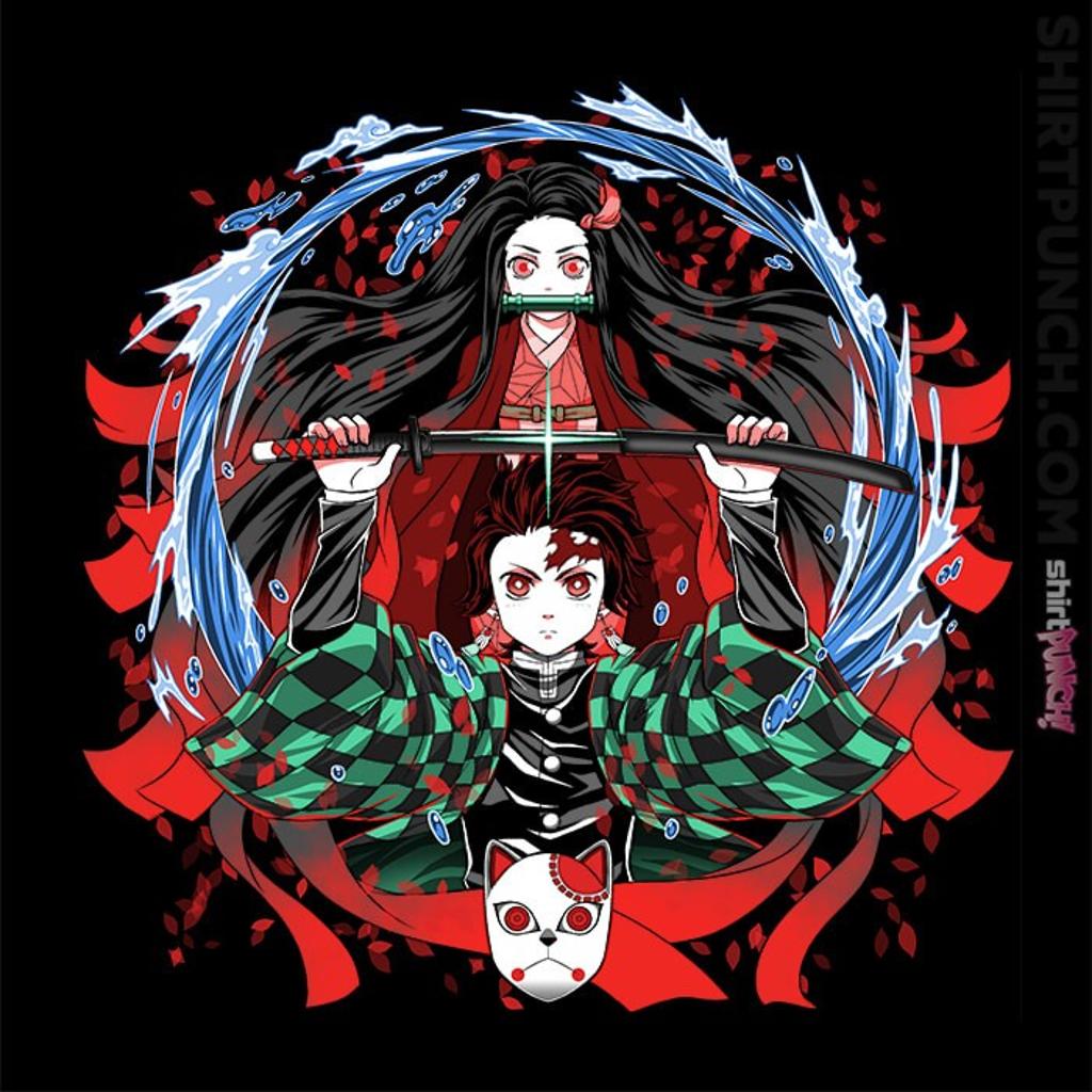ShirtPunch: Kimetsu