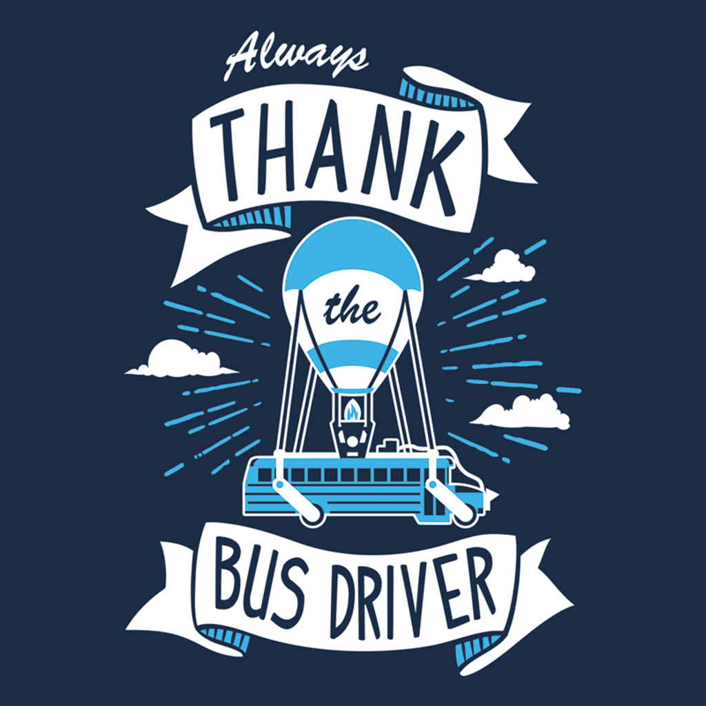 Wistitee: Thank The Bus Driver