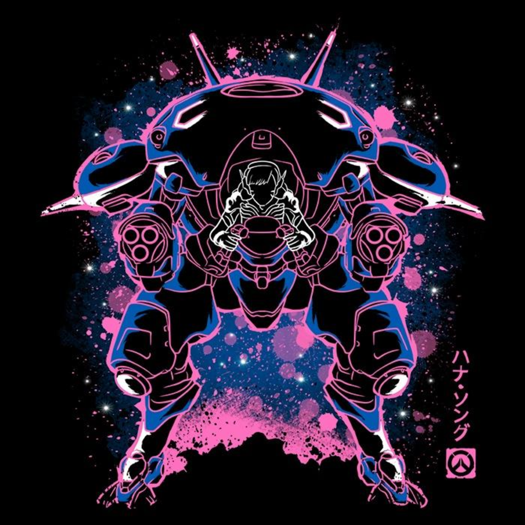 Once Upon a Tee: The Mech