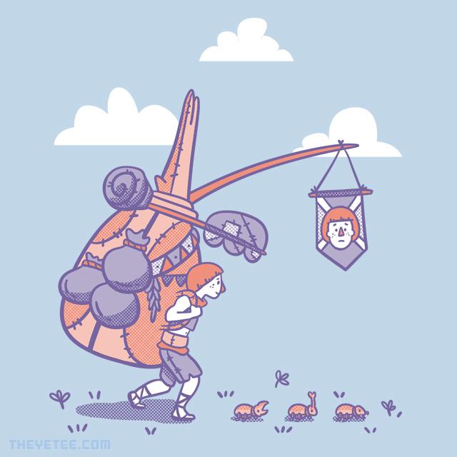 The Yetee: Bug Hunt