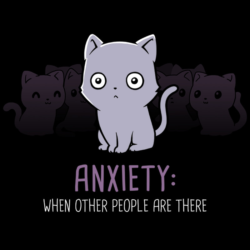 TeeTurtle: Anxiety: Other People