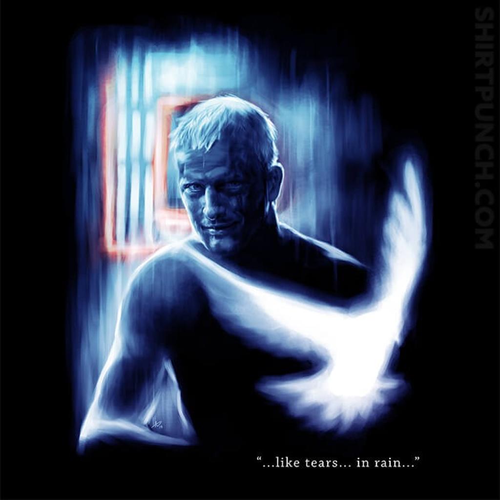 ShirtPunch: Tears In Rain