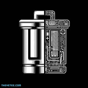 The Yetee: DIGITAL TRASH.BIN