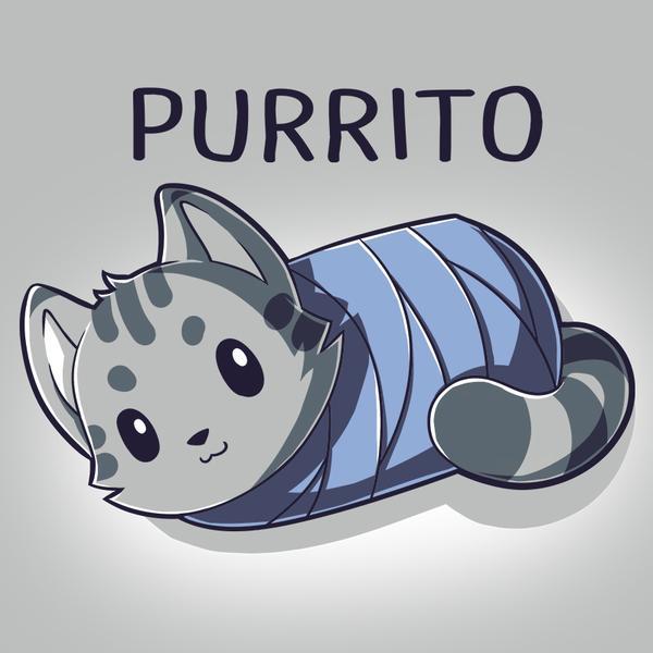 TeeTurtle: Blanket Purrito