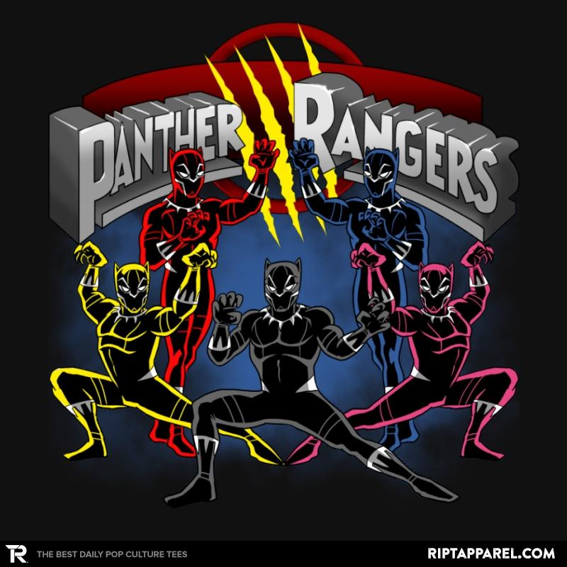 Ript: Panther Rangers