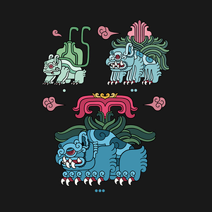 TeePublic: Grass Pokemayans