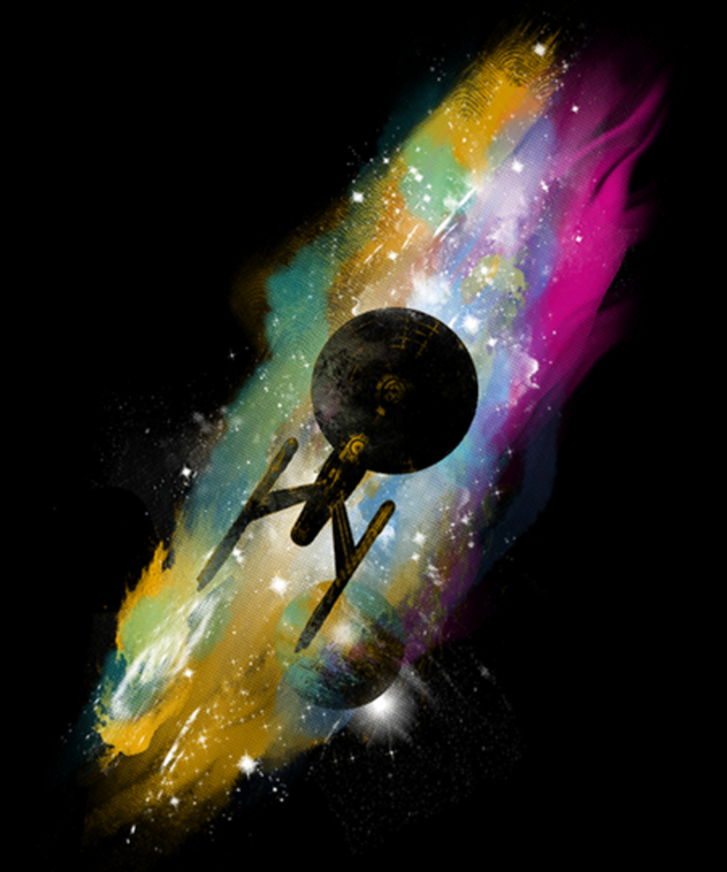 Qwertee: the boldly