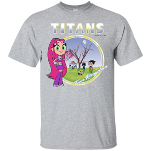 Pop-Up Tee: Titans