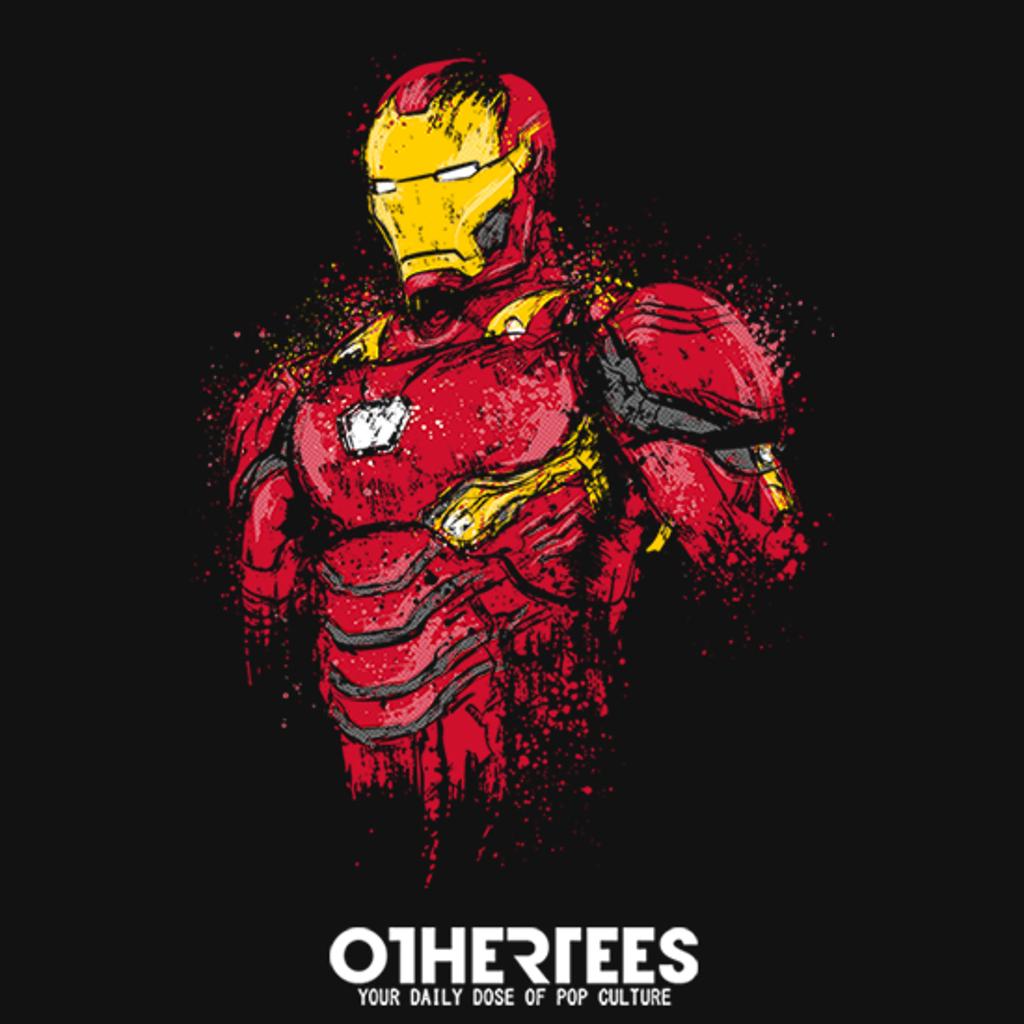 OtherTees: Infinity Iron