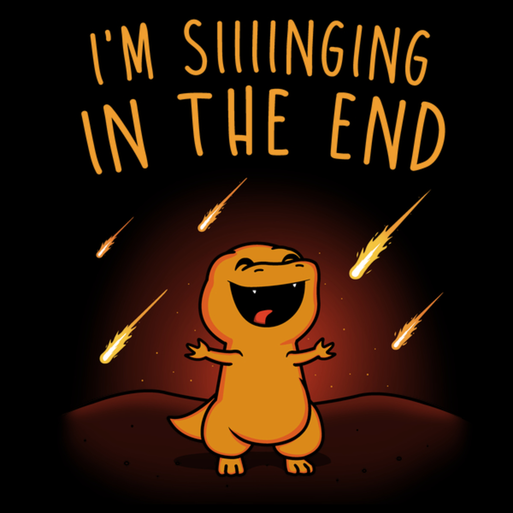 NeatoShop: Singing in the End!