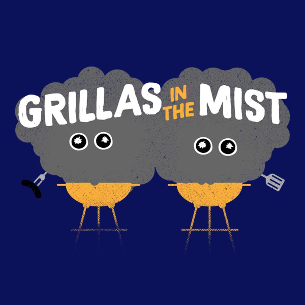 NeatoShop: Grillas In The Mist