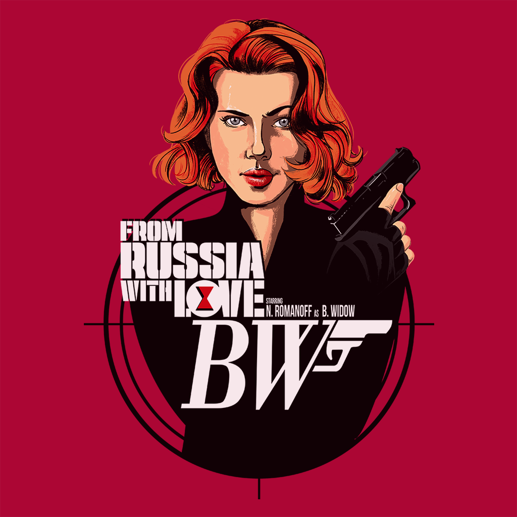 Pop-Up Tee: From Russia with Love