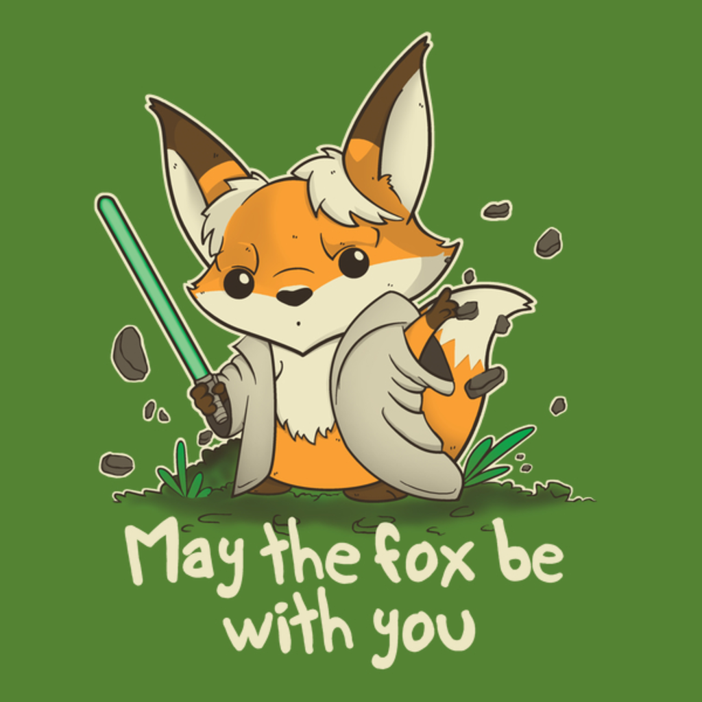 NeatoShop: May the fox be with you