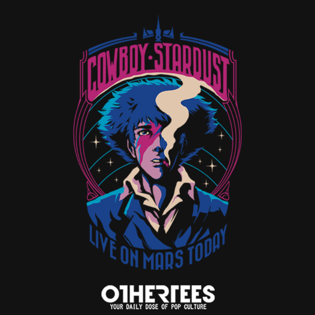 OtherTees: Cowboy Stardust