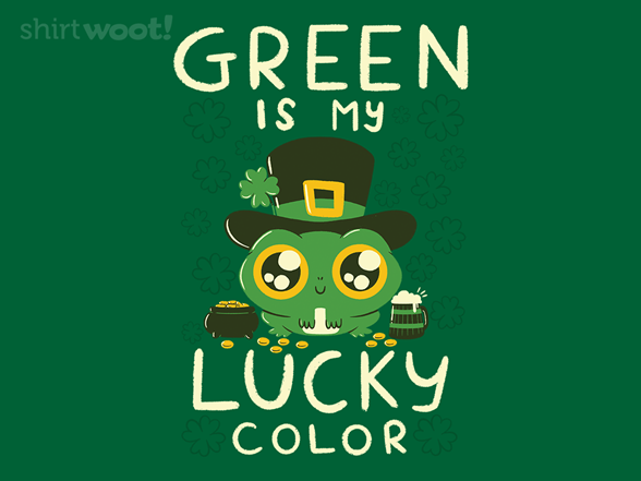 Woot!: Lucky Color