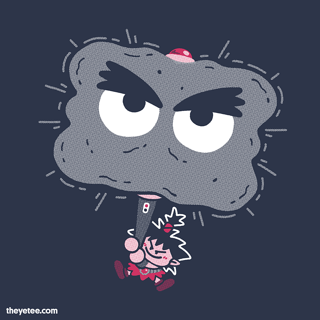 The Yetee: Hammer(head) Time