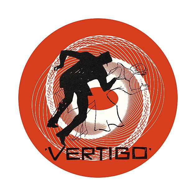 TeePublic: Hitchcock's Vertigo