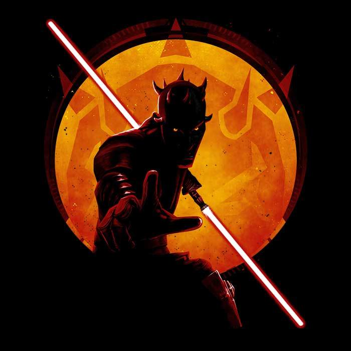 Once Upon a Tee: Son of Dathomir