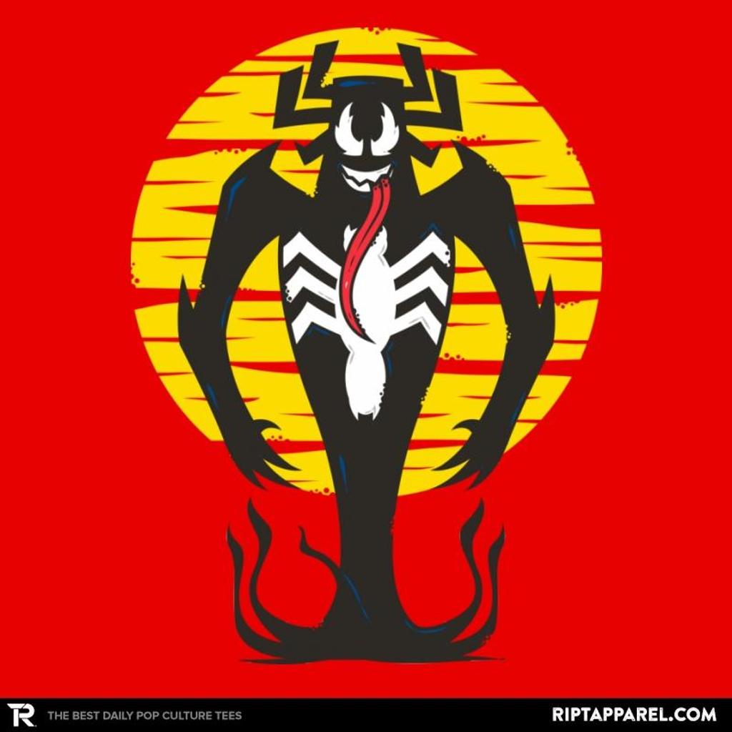 Ript: Symbiote Demon