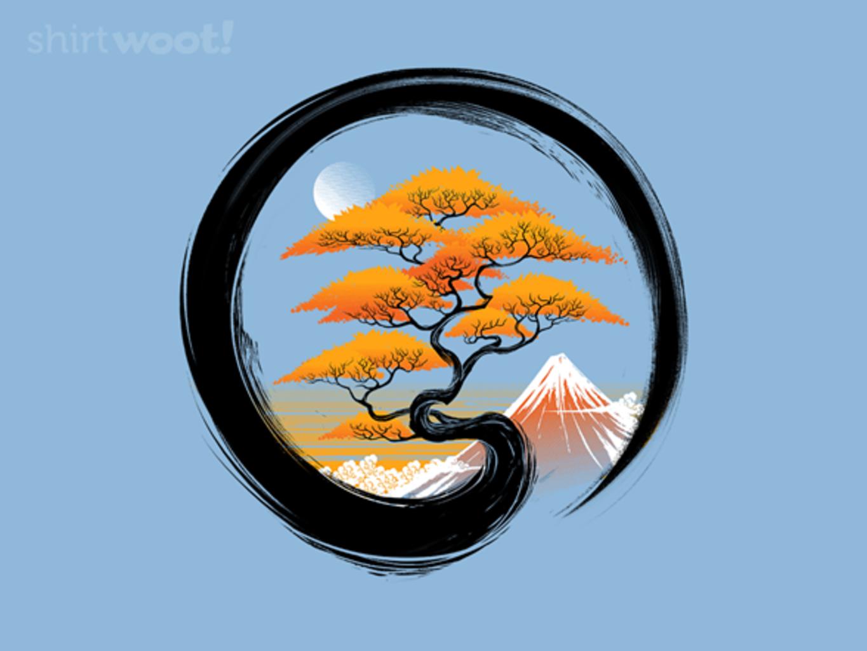 Woot!: Enso Circle