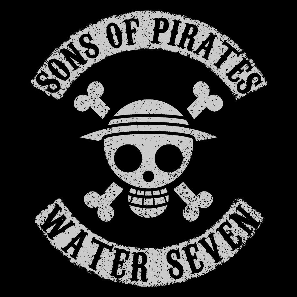 Pop-Up Tee: Sons of Pirates