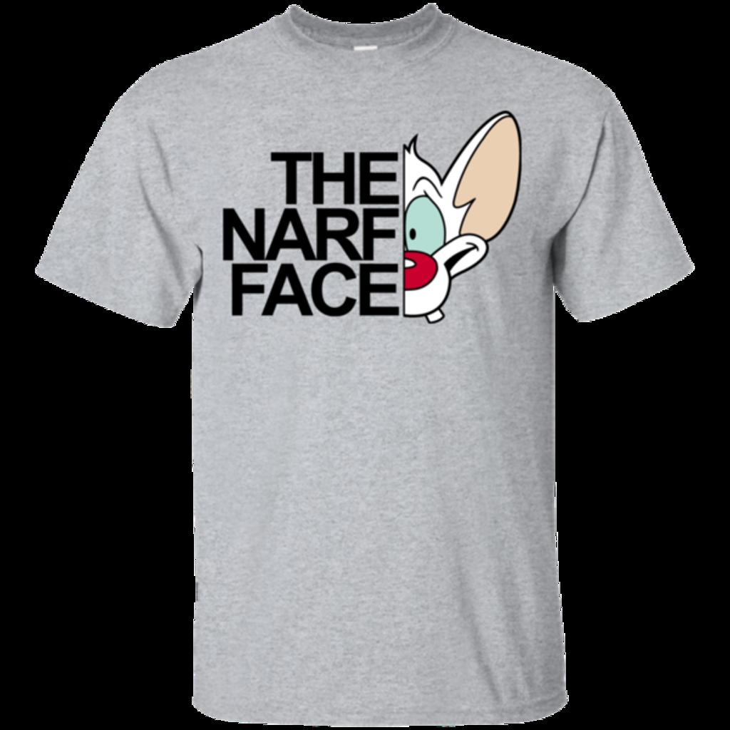 Pop-Up Tee: The Narf Face