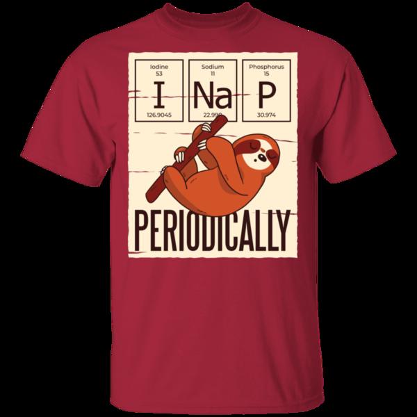 Pop-Up Tee: Sloth Meme
