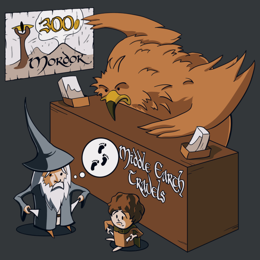 NeatoShop: Middle Earth Travels