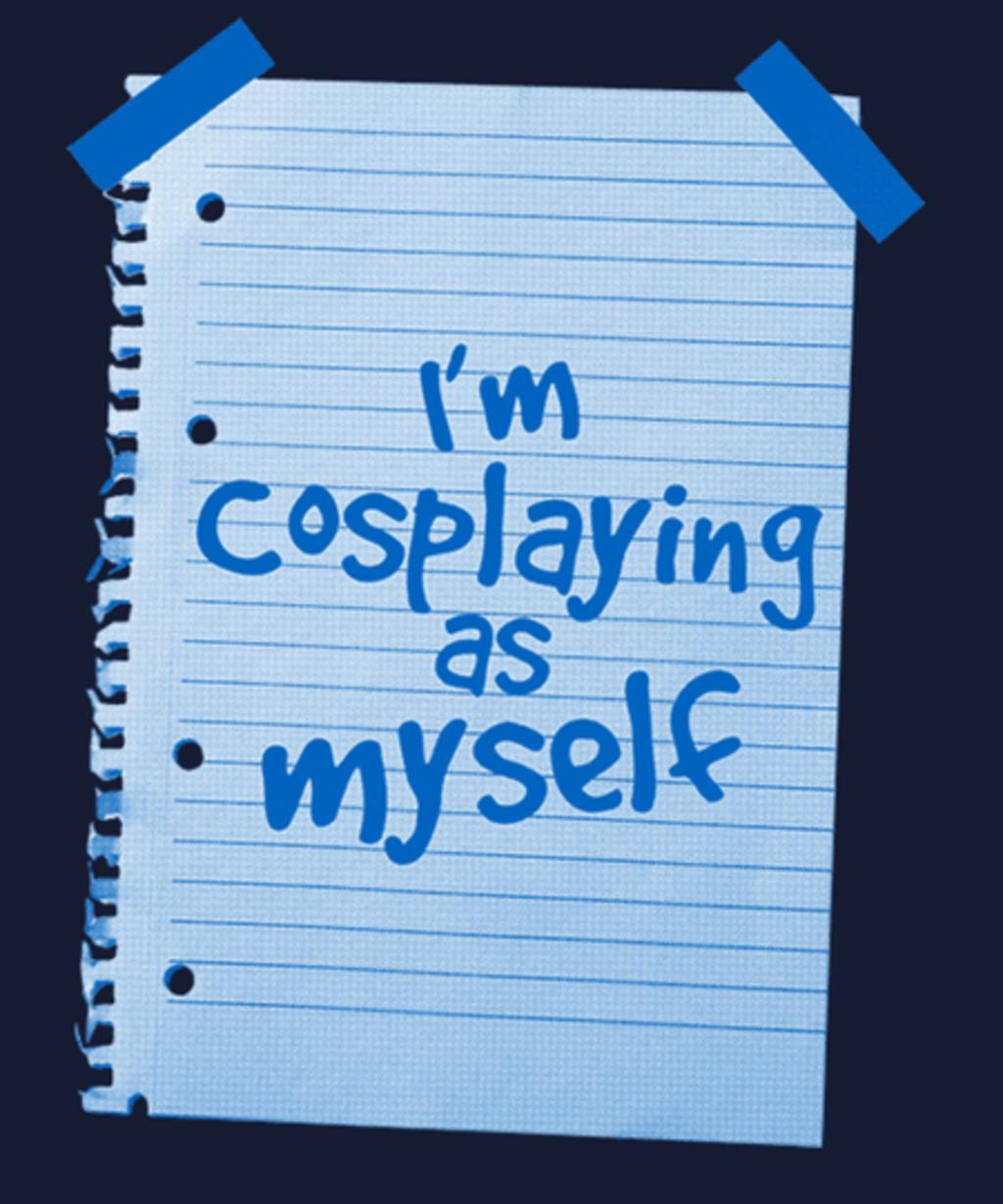 Qwertee: Alternative cosplay