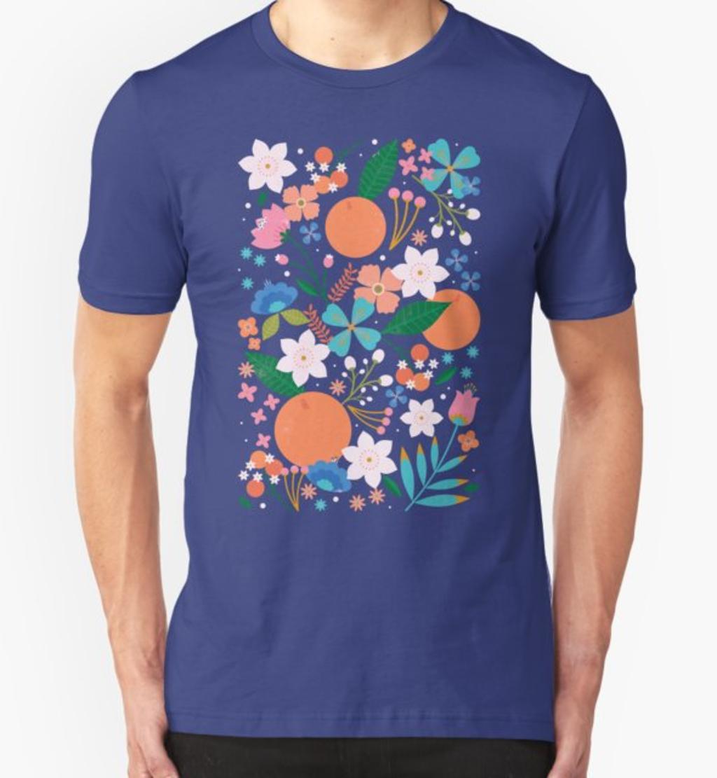RedBubble: Orange Blossom