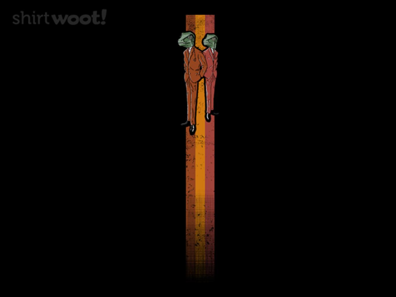 Woot!: Dapper Dinos - $15.00 + Free shipping