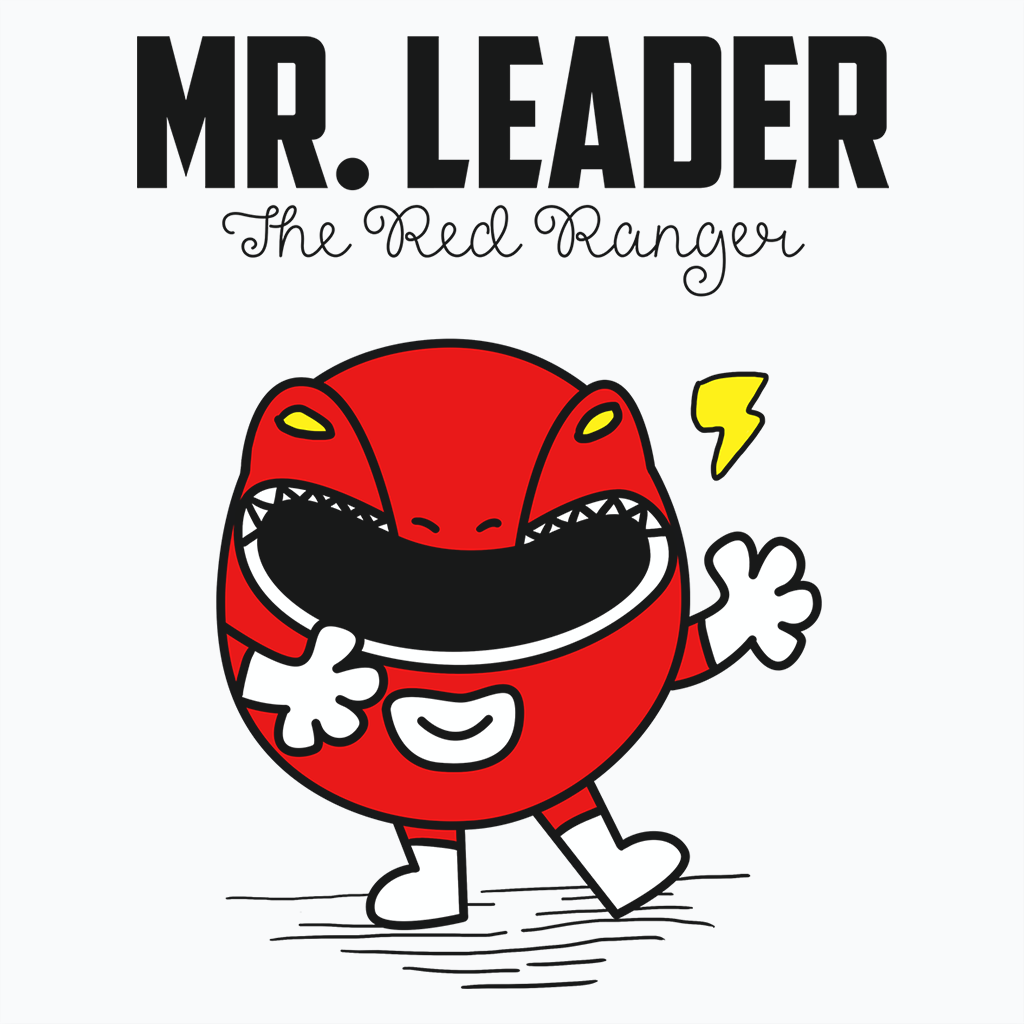 Pop-Up Tee: Mr Leader