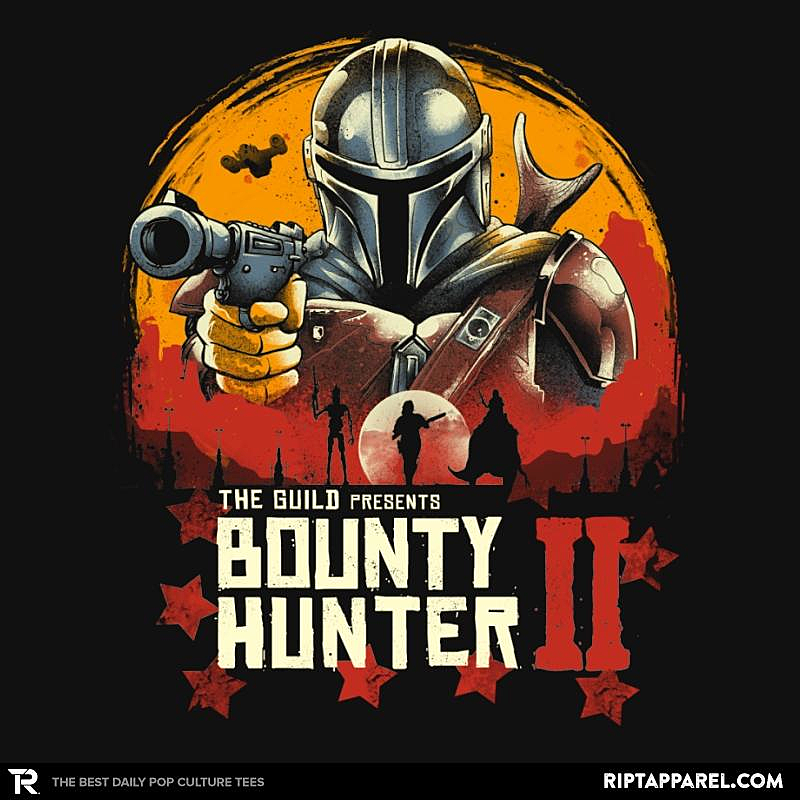 Ript: Red Bounty Hunter