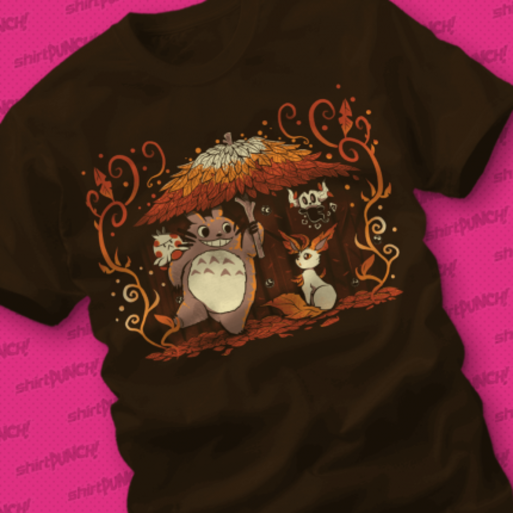 ShirtPunch: Autumn Forest Friends