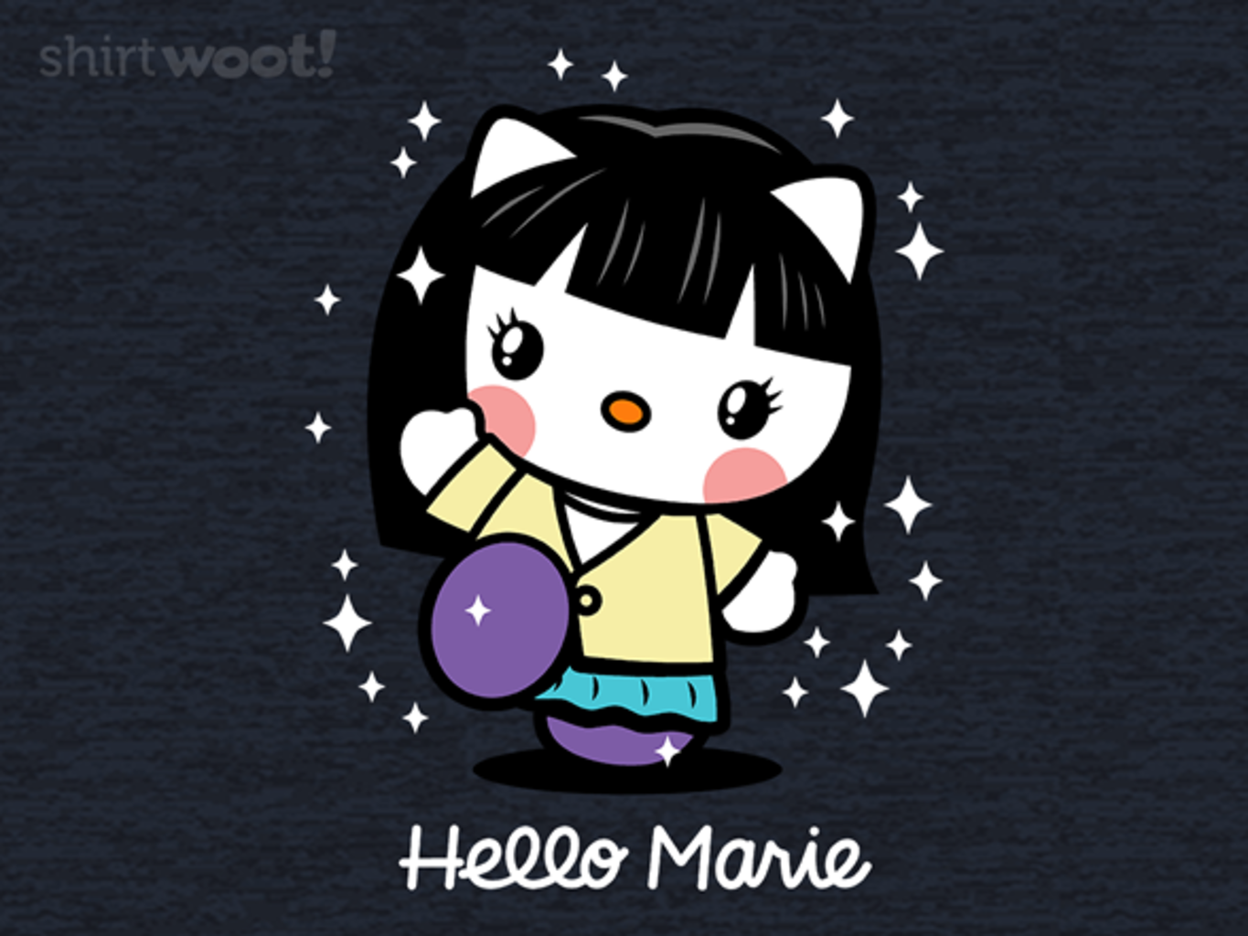 Woot!: Hello Marie