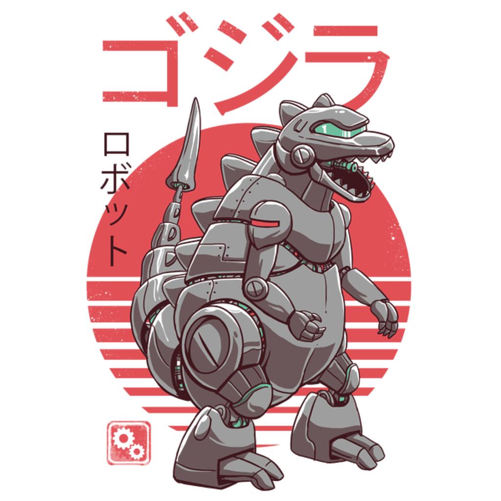 NeatoShop: Zilla Bot