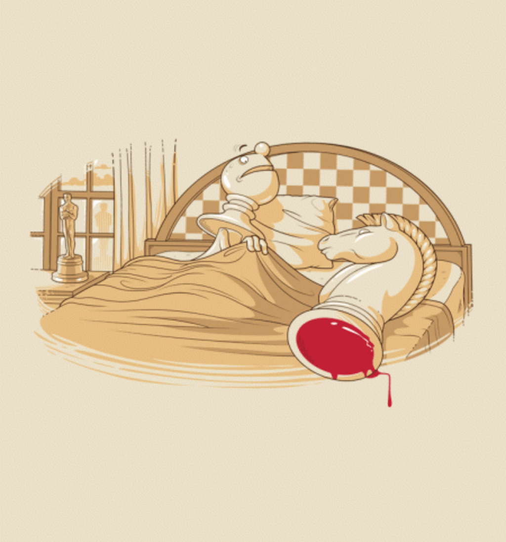 BustedTees: The Chessfather