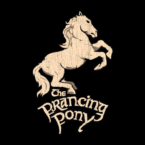 Five Finger Tees: The Prancing Pony T-Shirt